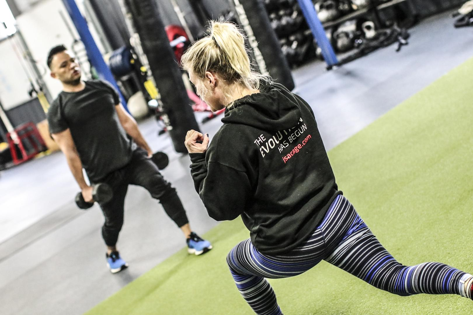 Cage JSA: Martial Arts & Fitness Classes in Cromwell CT